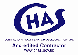 CHAS - The Contractors Health & Safety Assessment Scheme.