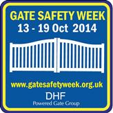 Gate Safety Week October 2014.