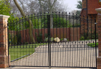 Steel Swing Gates